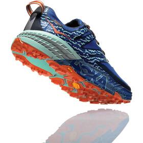 Hoka One One Speedgoat 3 Wp Running Shoes Damen soadlite blue/lichen